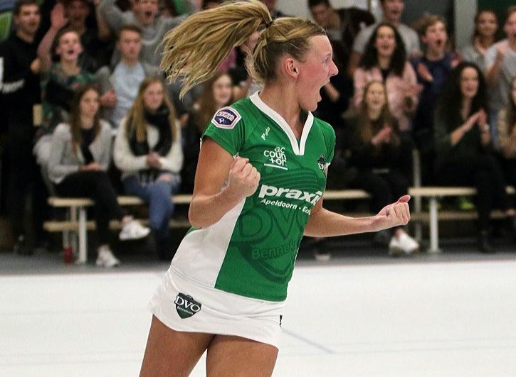 Janine van Schie kiest voor Tiel'72