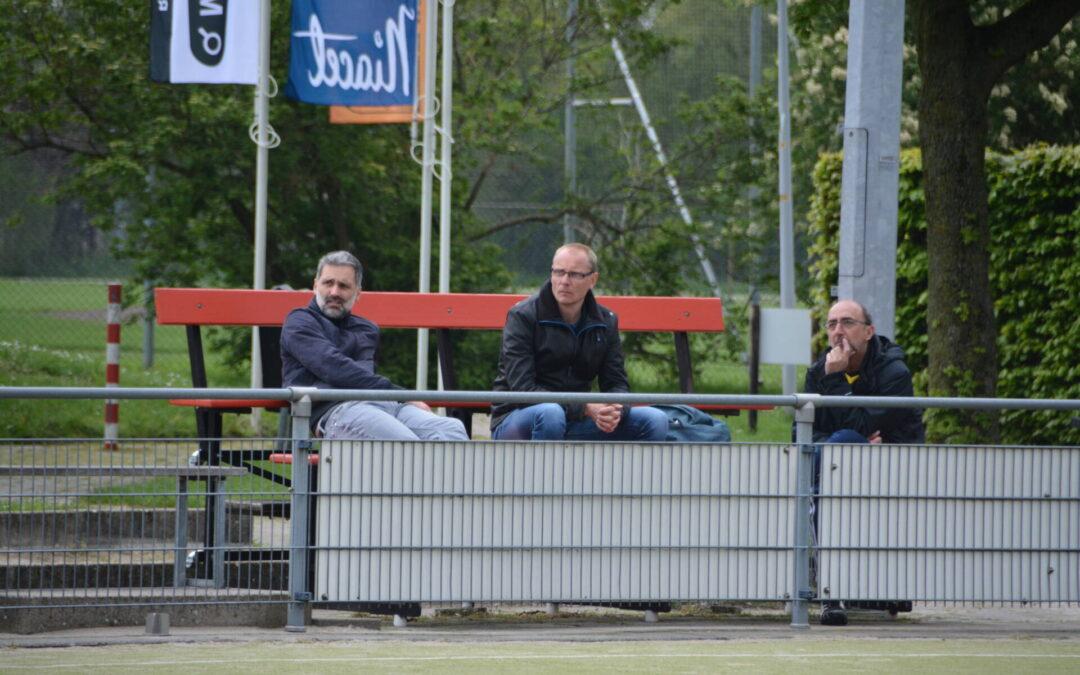 Nieuwe hoofdtrainer Van der Klis: 'Ik heb veel ambities met deze club'
